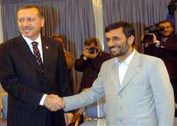 Erdoğan, Ahmedinejad ile görüşecek!