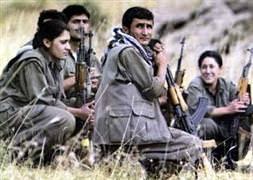Terör örgütü PKKnın yeni dağı