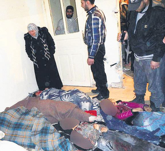 Cuma katliamı 7 ölü, 20 yaralı