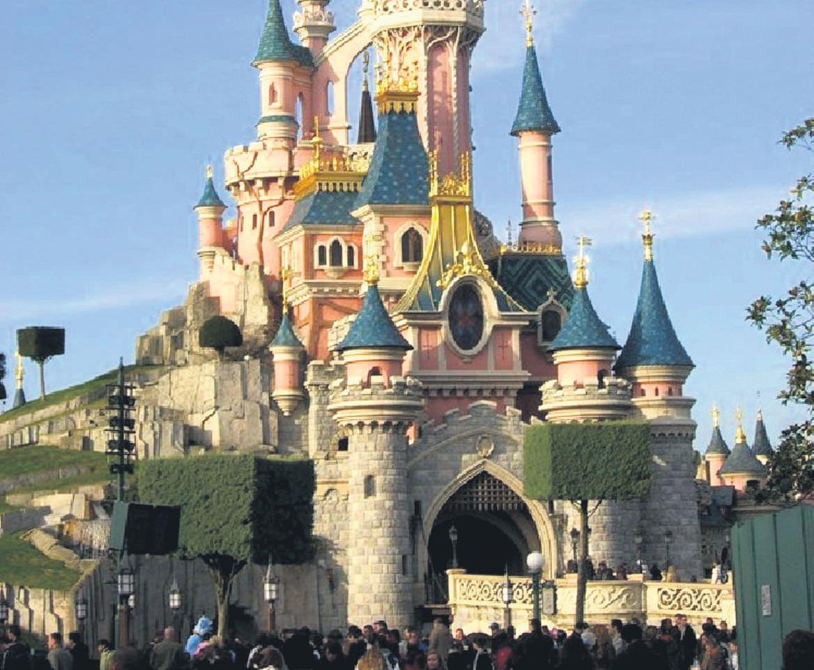 Güneydoğu'ya Disneyland geliyor