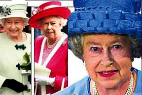 Gökkuşağı Kraliçe