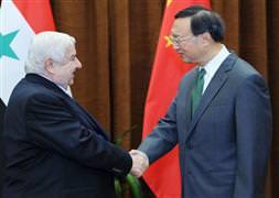 Çin, Suriye'ye gözlemci gönderecek