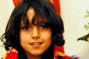 Dayalı döşeli eve 8 yaşında Messi