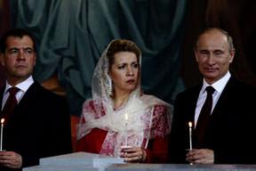 Putin'den Hat-Trick