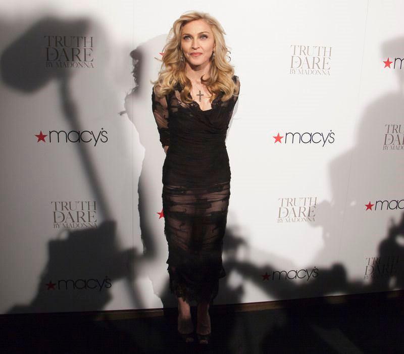 Madonna derdine 2 bin 500 tl'lik çare