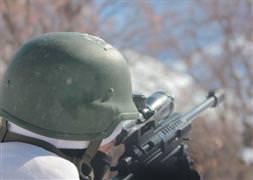 Bingöl'de çatışma: 3 terörist öldürüldü
