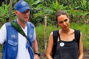 Angelina Ekvador'da