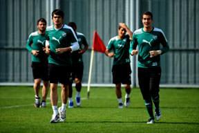 Bursaspor'a kupa çok yakışacak