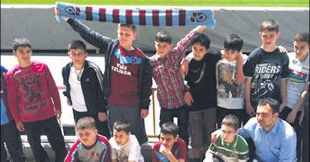 Trabzon'dan geldiler!