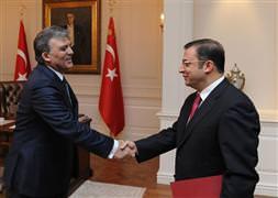Vali Türker, MGK Genel Sekreteri oldu