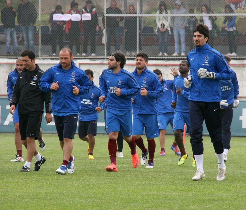 Trabzon'da 2 eksik!