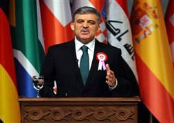 Gül'den yeni anayasanın şifreleri