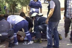Ümraniye'de fabrikada patlama: 2 ölü
