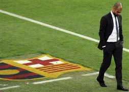 Pep Guardiola şok etti