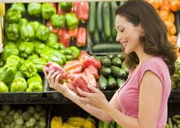 Ünlü marketlerde kanserli sebze
