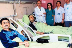 2 hastaya yapay kalp
