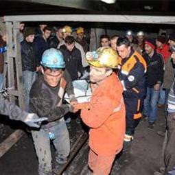 Madende göçük: 1 ölü 2 yaralı
