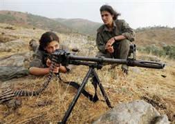 PKK sığınaklarında İran yapımı bombalar
