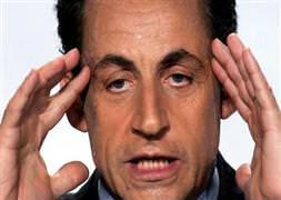 Sarkozy şimdi yandı!