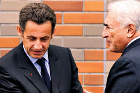 Hain Sarkozy