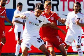 Antalyaspor Antep'i dağıttı