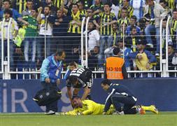 Fenerbahçe'de Volkan şoku
