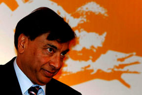 İngiltere'nin en zengini Mittal
