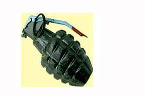 İngiliz yapımı el bombası