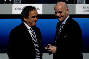 İşte fatura işte UEFA