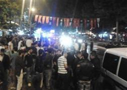 Beşiktaşlılar da sokağa döküldü