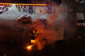 Kadıköy'de savaş