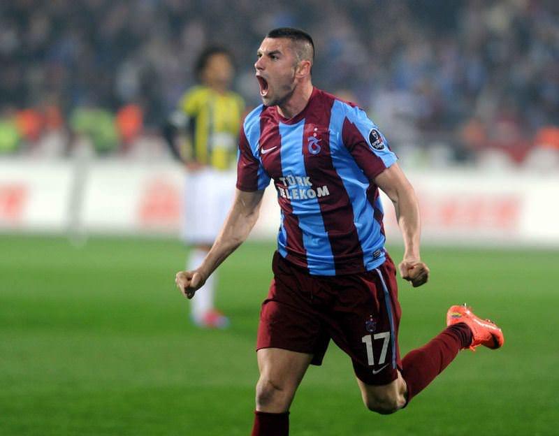 Trabzon'da Burak bilmecesi