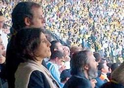 Barça'nın Başkanı Saracoğlu'nda