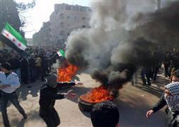23 Suriye askeri öldürüldü