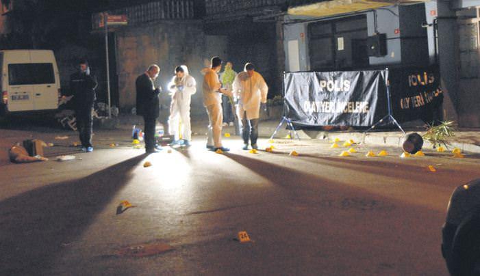 Sokakta çifte infaz