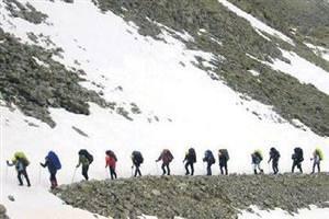 Demirkazık'ta 12 dağcı kayboldu
