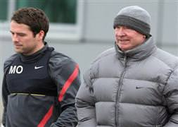 Owen, Manchester United'dan ayrıldı