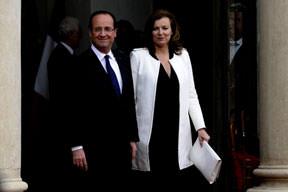 Fransada First Lady tartışması