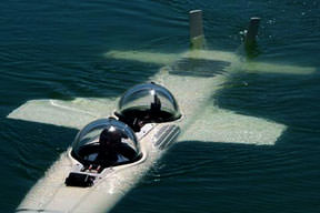 Türke denizaltı cezası