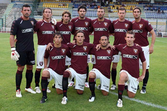 Torino artık İtalya Serie A'da