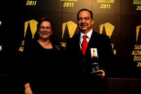 Teknosa'ya Altın Yaka ödülü