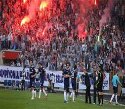 Süper Lig'e çıkan son takım...