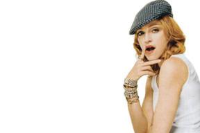Madonna TIR'lattı!