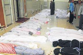 Esad'ın gözü döndü: 90 ölü