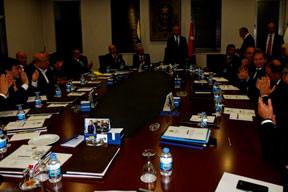 İlk toplantı dün yapıldı