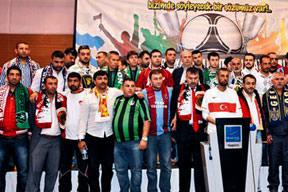 Trabzon'da büyük buluşma!