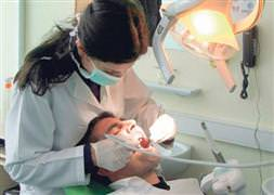 'Dolgu ve diş'te özel dönem