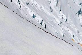 Everest çılgınlığı