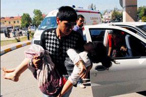 Fethiye depremi Burdur'da can aldı