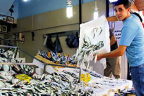 İstanbulun zam şampiyonu balık